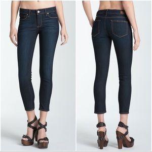 PAIGE Kylie Crop Skinny Jeans Size 25